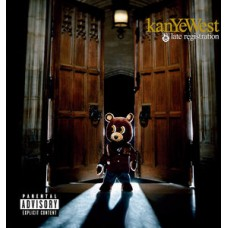 West Kanye : Late Registration (2LP) (Vinyl) (Rap and Hip Hop)