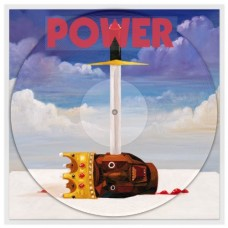 West Kanye : Power (Picture Disc) (12 Vinyl) (Rap and Hip Hop)""
