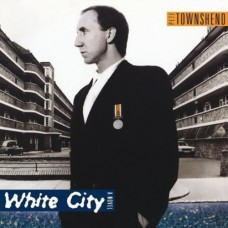 Townshend Pete : White City: A Novel (Blue Vinyl) (Vinyl) (General)