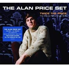 Alan Price : Twice The Price: Decca Recordings (CD) (General)