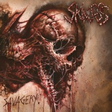 Skinless : Savagery (Vinyl) (Heavy Metal)