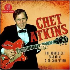Atkins Chet : Absolutely Essential 3CD Collection (CD) (Country)