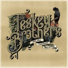 The Teskey Brothers : Run Home Slow (CD) (General)