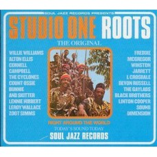 Various : Studio One Roots 1 (2LP) (Vinyl) (Reggae and Dub)