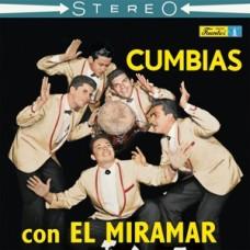 Conjunto Miramar : Cumbias Con El Miramar (Vinyl) (World Music)