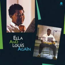 Armstrong Louis and Ella Fitzgerald : Ella and Louis Again (180G) (Vinyl) (Jazz)