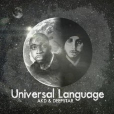 Akd and Deepstar : Universal Language (CD) (Rap and Hip Hop)