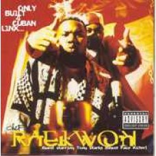 Raekwon : Only Built 4 Cuban Linx (2LP) (Vinyl) (Rap and Hip Hop)