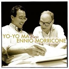 Yo-Yo Ma : Plays Ennio Morricone (2LP) (Vinyl) (General)