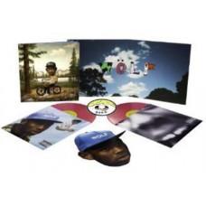 Tyler, The Creator : Wolf (2LP/Cd/Clrd/) (Vinyl) (Rap and Hip Hop)