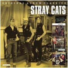 Stray Cats : Original Album Classics (3CD) (CD) (General)