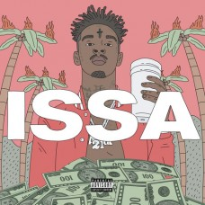 21 Savage : Issa Album (150G//2LP) (Vinyl) (Rap and Hip Hop)