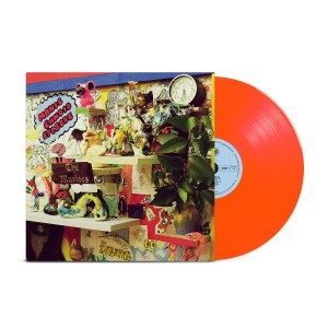 Murlocs : Manic Candid Episode (Neon//Orange) (Vinyl) (General)