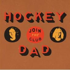 "Hockey Dad : Join The Club // Purple Sneakers (7) (7"" Single) (General)"""