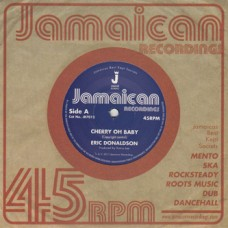 Eric Donaldson : Cherry Oh Baby // Cherry Oh Baby Version (7 Single) (Reggae and Dub)""