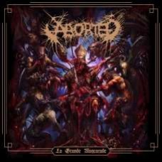 Aborted : La Grande Mascarade (Ep/Ltd) (CD) (Heavy Metal)