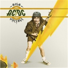 Ac/Dc : High Voltage (CD) (General)