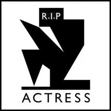Actress : R.I.P. (CD) (General)