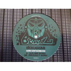Headgear : Dem Deh Remixes (12 Vinyl) (Drum and Bass)""