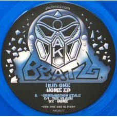 Dub One : Home Ep [coloured Vinyl] (12 Vinyl) (Drum and Bass)""