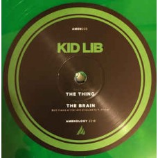 Kid Lib : Thing / Brain (12 Vinyl) (Drum and Bass)""