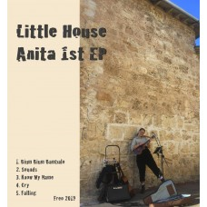 Anita : Little House-Anita 1ST Ep (CD) (Local)