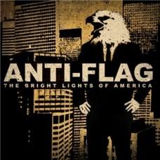 Anti-Flag : Bright Lights Of America (CD) (Punk)