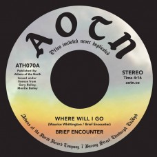 Brief Encounter : Where Will I Go // Always (7 Single) (Funk and Soul)""