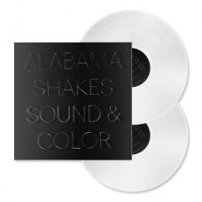 Alabama Shakes : Sound and Color (Dlxe) (2LP/7/Clrd/Dld) (Vinyl) (General)""