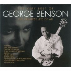 George Benson : Very Best Of... The Greatest Hits Of All (CD) (General)