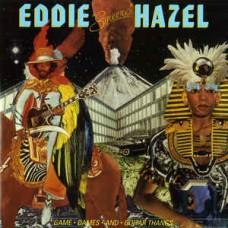 Hazel Eddie : Game, Dames and Guitar Things (Vinyl) (Funk and Soul)