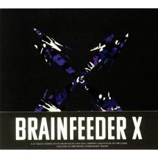 Various Artists : Brainfeeder X (Vinyl) (Electronic)