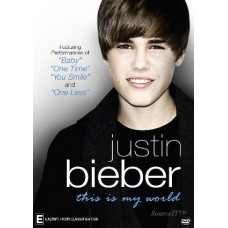 This Is My World : Bieber Justin (DVD) (Music DVD)