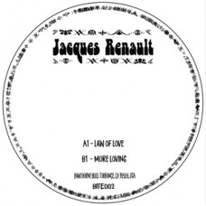 """Jaques Renault : Law Of Love // More Love (7 Single) (Nu Disco)"""""""