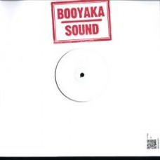 Andrey Hot : Booyaka Sound // Fattie Boom (12 Vinyl) (Drum and Bass)""