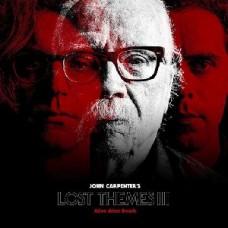 Carpenter John : Lost Themes Iii (Vinyl) (Soundtrack)