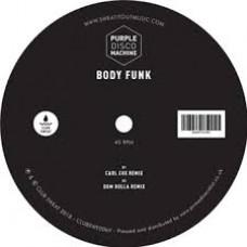"""Purple Disco Machine : Body Funk Remixes (12 Vinyl) (Nu Disco)"""""""