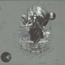 """Kantyze : Get Over Here // Gypsy's Curse (12 Vinyl) (Drum and Bass)"""""""