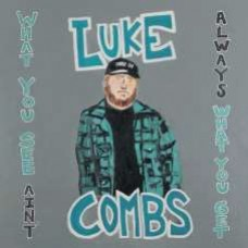 Combs Luke : What You See Ain't Always What You Get (CD) (Country)