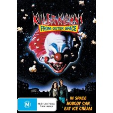 Killer Klowns From Outer Space : Movie (DVD) (Movies)