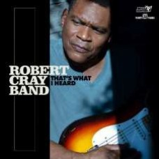 Cray, Robert Band : That's What I Heard (CD) (Blues)