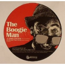 Boogie Man : Shake Your Body (10 Vinyl) (Funk and Soul)""