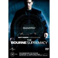 Bourne Supremacy : Movie (DVD) (Movies)