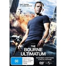 Bourne Ultimatum, The (2007) : Movie (DVD) (Movies)