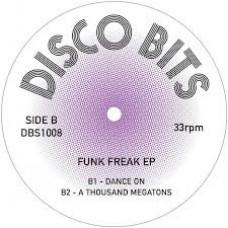 "Various (Disco Bits) : Discobits-Funk Freak Ep (12 Vinyl) (Funk and Soul)"""