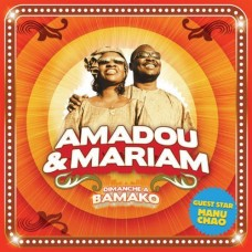 Amadou and Mariam : Dimanche A Bamako (CD) (World Music)