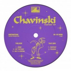 Chavinsky : Fantasy Ep (12 Vinyl) (UK GARAGE)""