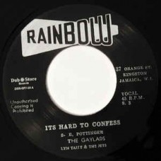 Gaylads : It's Hard to Confess / I Need Your Lovin (7 Single) (Reggae and Dub)""