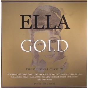 Fitzgerald Ella : Gold (2LP) (Vinyl) (Jazz)