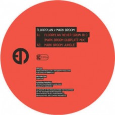 Floorplan v Mark Broom Ep : Floorplan v Mark Broom Ep (12 Vinyl) (House)""